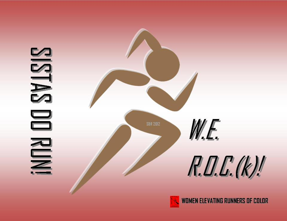 Sistas Do Run Logo