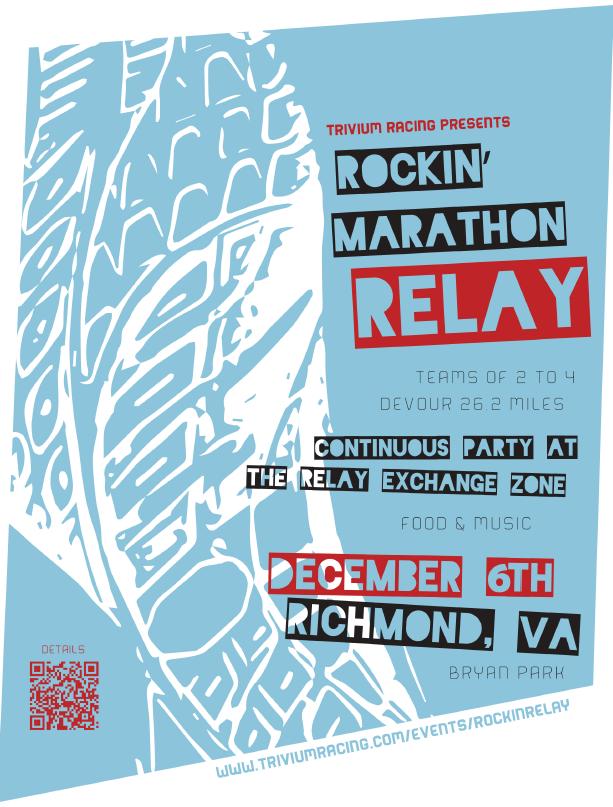Rockin' Marathon Relay