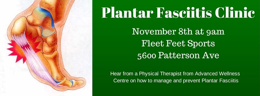 Plantar Fasciitis Clinic